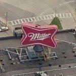 Miller Brewing Company (Birds Eye)
