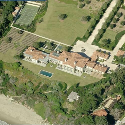 Jim Jannard's House in Malibu, CA (#3) - Virtual Globetrotting
