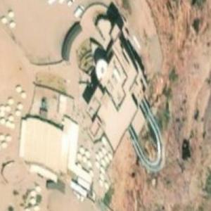 Grand Canyon Skywalk (Bing Maps)