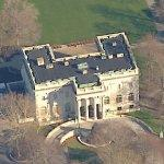 Marble House mansion (Birds Eye)