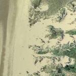 Sefton Sands (Bing Maps)