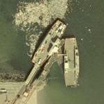 Gourock to Dunoon car ferries (Bing Maps)