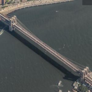 Brooklyn Bridge (Birds Eye)