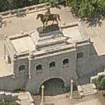 Ulysses S. Grant Memorial (Birds Eye)