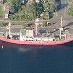 Lightship Weser (Birds Eye)
