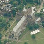 St Albans Cathedral (Birds Eye)