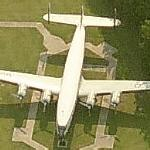 Lockheed C-121 Constellation static display (Birds Eye)