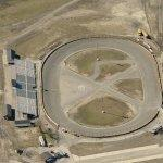 Flat Rock Speedway (Birds Eye)