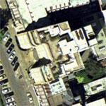 Hercule Poirot's Apartment (Bing Maps)