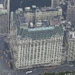 Hotel Plaza (Birds Eye)