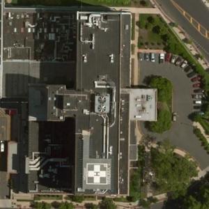 Cooper University Hospital (Bing Maps)