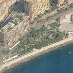Jardin Japonais de Monaco (Birds Eye)