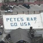 Pete's Bar Go USA