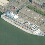 "Oceania Cruise Lines ship ""Insignia"""