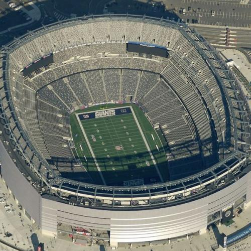 MetLife Stadium (Birds Eye)