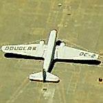 Douglas DC-2-118B (NC1934D) at Long Beach/Daugherty Field (Birds Eye)