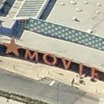 Disney World - All Star Movies Resort (Birds Eye)