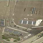 Long Beach Grand Prix preparation (Birds Eye)