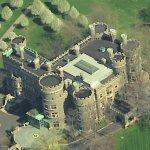 Grey Towers Castle (Birds Eye)