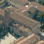 Church of San Giobbe (Birds Eye)
