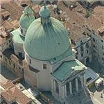 Church of San Simeon Piccolo (Birds Eye)