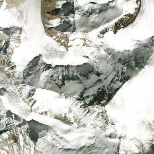 Mount Everest (Bing Maps)