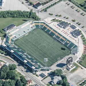 Capelli Sport Stadium (Bing Maps)