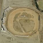 Daugherty Speedway (Birds Eye)