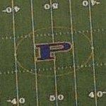 Friday Night Lights football field (Birds Eye)