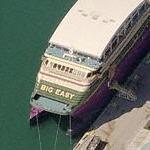 Day-cruise gambling ship 'Big Easy'