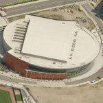 Stockton Arena (Birds Eye)