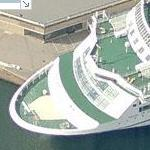 "DFDS Seaways ship ""Pearl Of Scandinavia"" (Birds Eye)"