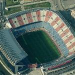 Estadio Vicente Calderón (Bing Maps)