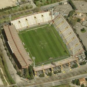Stadio Renato Curi (Bing Maps)