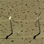 Wind Turbines (Birds Eye)