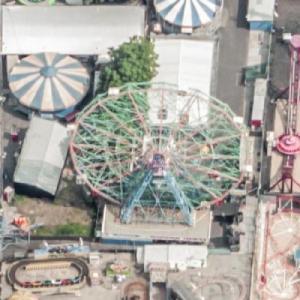 Ferris Wheel (Birds Eye)