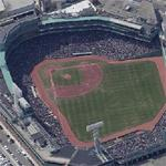 Bases Loaded @ Fenway Park (Birds Eye)