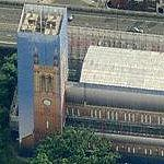 St. Pauls Church Undergoing Restoration (Birds Eye)