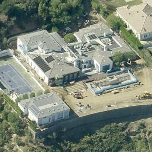 Gwen Stefani & Gavin Rossdale's House (Bing Maps)