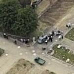 Funerale al cimitero Borgo Panigale (Birds Eye)