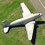 Douglas C-47A Skytrain in Belgium