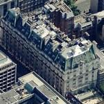 Ritz Hotel London (Birds Eye)
