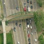 Ponte pedonale di Milano