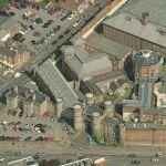 HM Prison Leicester (Birds Eye)