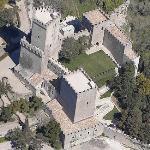 Pepoli Castle (Birds Eye)