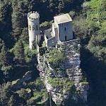 Castello di Venere ( Venus Castle ) (Birds Eye)