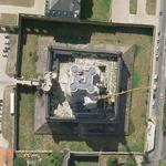 Chateau de Vincennes (Bing Maps)