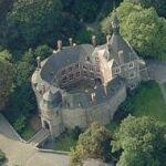 Waroux Castle (Birds Eye)