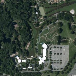 Norfolk Botanical Gardens (Bing Maps)