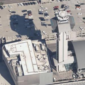 Los Angeles International Airport (LAX) (Birds Eye)